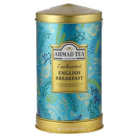 Herbata w Puszce z Pozytywką English Breakfast 80g AhmadTea
