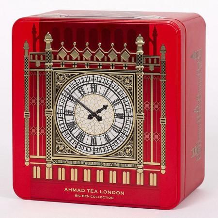 Herbata w Puszce Big Ben Collection 80g AhmadTea