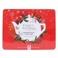 Zestaw Herbaty Świątecznej Premium Holiday Collection RED BIO English Tea Shop