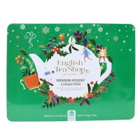 Zestaw Herbaty Świątecznej Premium Holiday Collection GREEN BIO English Tea Shop
