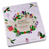 Zestaw Herbaty Świątecznej Premium Holiday Collection WHITE BIO English Tea Shop
