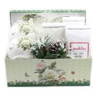 Pudełko prezentowe z filiżankami