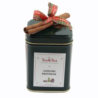 Herbata ANIELSKI PRZYSMAK w zielonej puszce 50g
