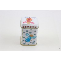 Herbata CZERWONA POMARAŃCZA w mini puszce 25g
