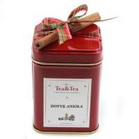 Herbata DOTYK ANIOŁA w czerwonej puszce 50g
