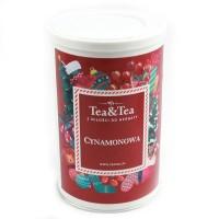 Herbata CYNAMONOWA w pudełku 50g
