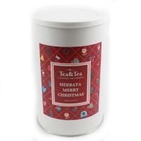 Herbata MERRY CHRISTMAS w pudełku 100g