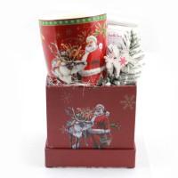 Zestaw świąteczny Kubek z herbatą III
