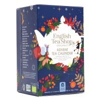 Herbaty Świąteczne KALENDARZ ADWENTOWY English Tea Shop