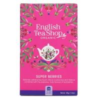 Herbata Super Berries 20 saszetek English Tea Shop