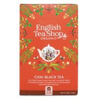 Herbata Chai Black Tea 20 saszetek English Tea Shop