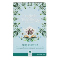 Herbata  Pure White Tea 20 saszetek English Tea Shop
