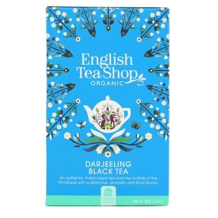 Herbata prezentowa Darjeeling 20 saszetek English Tea Shop