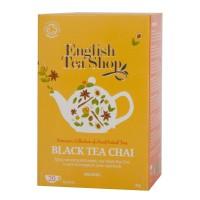 Herbata Black Tea Chai 20 saszetek English Tea Shop