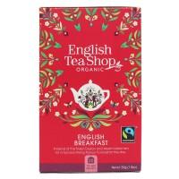 Herbata English Breakfast 20 saszetek English Tea Shop