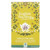 Herbata Vanilla Earl Grey 20 saszetek English Tea Shop