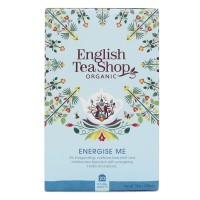 Herbata prezentowa Energize Me 20 saszetek English Tea Shop
