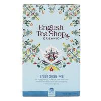 Herbata Energize Me 20 saszetek English Tea Shop