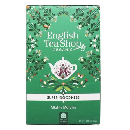 Herbata prezentowa Mighty Matcha 20 saszetek English Tea Shop