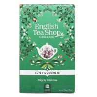 Herbata Mighty Matcha 20 saszetek English Tea Shop