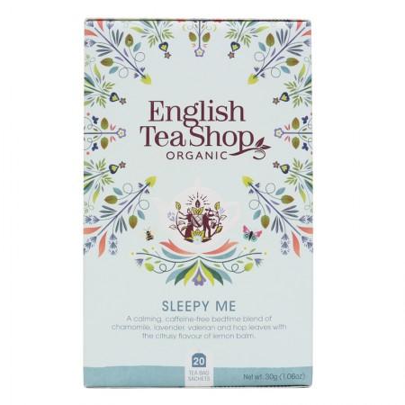 Herbata prezentowa Sleepy Me 20 saszetek English Tea Shop