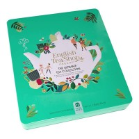 Zestaw Herbaty Bio ULTIMATE TEA COLLECTION 72 saszetki English Tea Shop