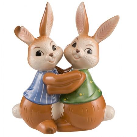 Figurka króliczki 'Best friends' 14.5 cm Goebel