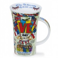 Kubek Glencoe VE Day 75th Anniversary 500ml Dunoon