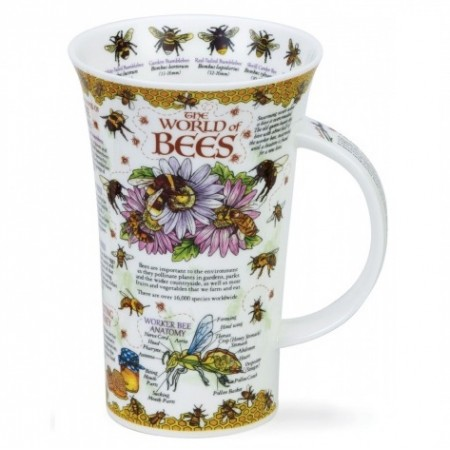 Kubek Glencoe World of Bees 500ml Dunoon