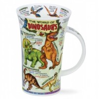 Kubek Glencoe World of Dinosaurs 500ml Dunoon