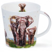 Kubek Cairngorm Serengeti Elephant  480ml Dunoon