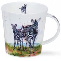 Kubek Cairngorm Serengeti Zebra  480ml Dunoon