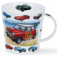 Kubek Cairngorm  Vintage Collection Cars 480ml Dunoon