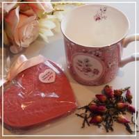 Różowy zestaw dla mamy