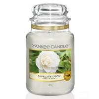 Świeca duża Camellia Blossom Yankee Candle