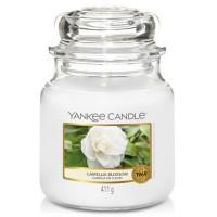 Świeca średnia Camellia Blossom Yankee Candle