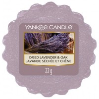 Wosk Dried Lavender & Oak Yankee Candle