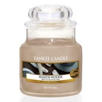 Świeca mała Seaside Woods Yankee Candle