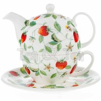 Tea for one Alpine Strawberry 350ml Roy Kirkham