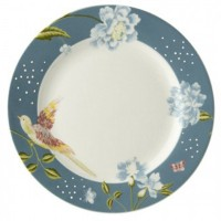 Talerzyk deserowy Seaspray Uni 18cm Laura Ashley Heritage