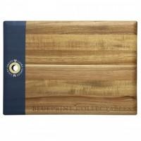 Drewniana podkładka na stół - deska do serów Laura Ashley