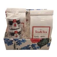 Zestaw herbaciany w pudełku