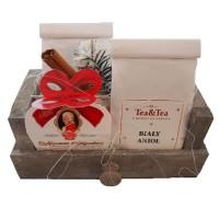 Skrzynka prezentowa 2 herbaty