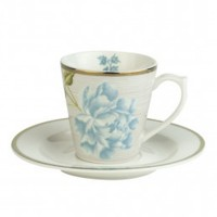 Filiżanka espresso Cobblestone 80ml Laura Ashley Heritage