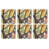 Podkładki Dancing Branches 10.5x10.5 cm Pimpernel