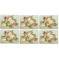 Podkładki Antique Rose 30.5 x 23 cm Pimpernel