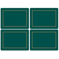 Podkładki Classic Emerald 30,5 x 29 cm Pimpernel