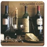 Podkładki Vintage Wine CT 30x23 cm 6 szt