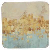 Podkładki Golden Reflections 10.5x10.5 cm Creative Tops