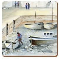 Podkładki Harbour 10.5x10.5 cm Creative Tops
